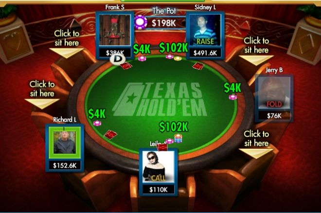 online game of poker
