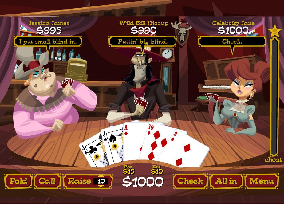 International poker sites