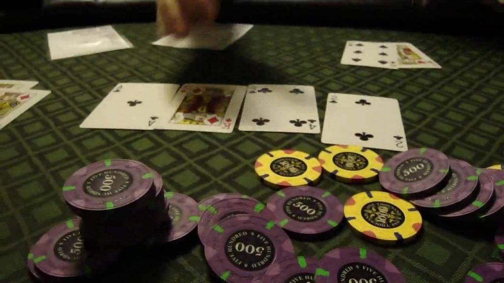 Playing situs idn poker online