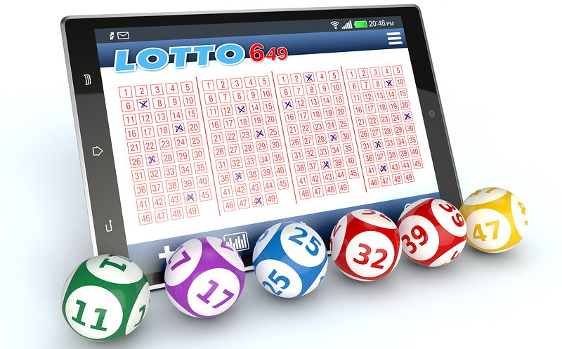 Play Online Lottery
