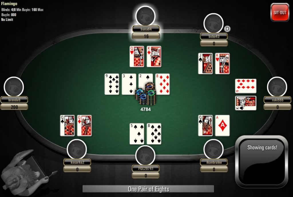 secure poker games