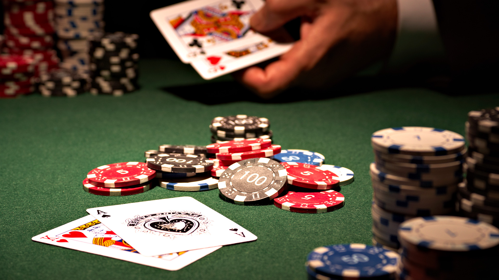play games in the online casinos