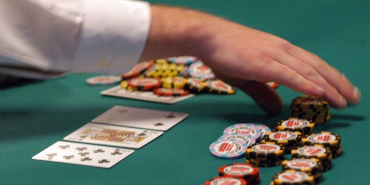 Why You Should Play In A Judi Poker Website Online