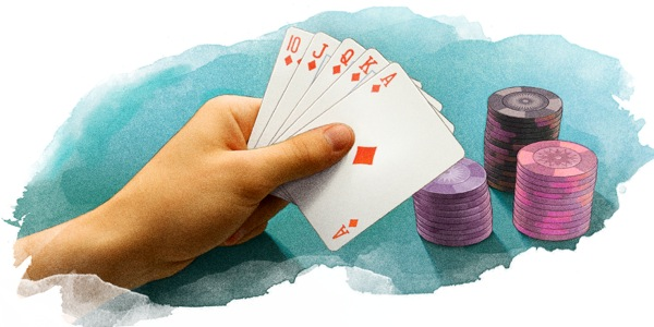 Can we play online poker without investing in real money?