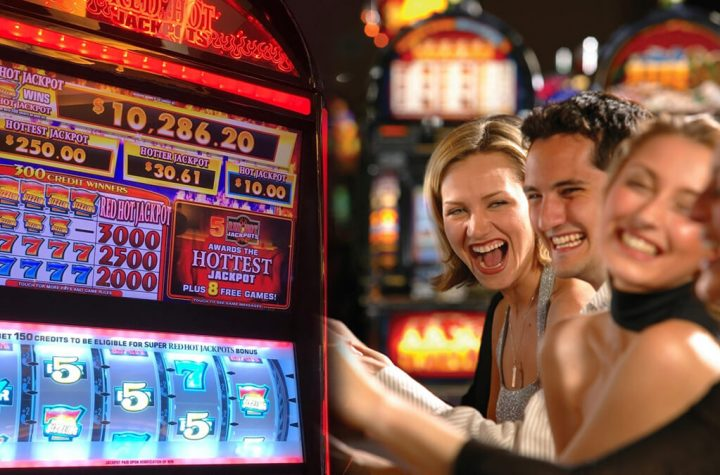slot games that pay real cash